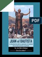 Juan El Bautista-libro Completo