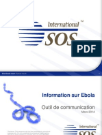 International SOS - Information Ebola