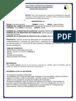 2 -PLANEACIÓN DE COMPETENCIA DE SEGUNDO GRADO (2 DE ABRIL 2014)