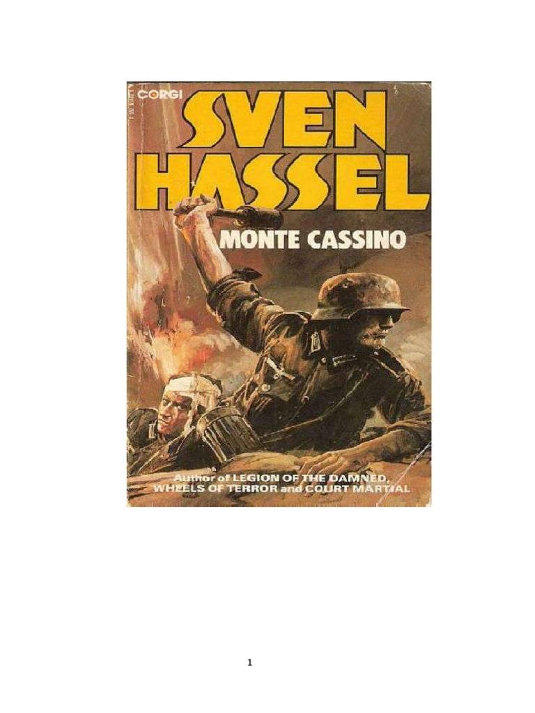 Sven Hassel - Monte Cassino 5 30221fe37b1