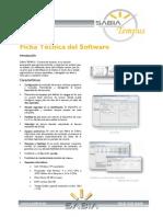 Ficha Tecnica Software_SABIA Tempus Control de Accesos