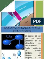 Capa de Ozonom