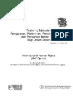 International Human Rights (Half Option)