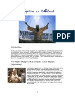 Baptism or Mikvah