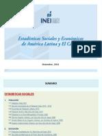 Anuario Estadisticas Sociales America Diciembre 2011