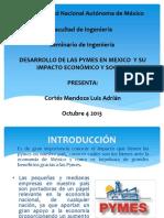 Pymes en Mexico