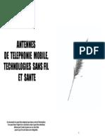 DrJeanPiletteAntennesTelephonieMobileTechnologiesSansFilEtSante