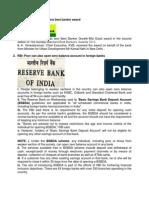 Banking Affairs