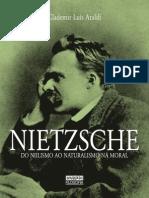 Nietzsche Do Niilismo Ao Naturalismo Da Moral