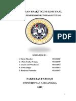 Saraf Perifer Dan Kontraksi Tetani