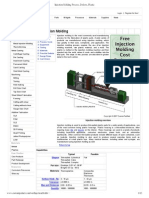 Injection Molding 1