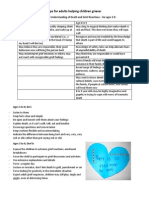 grief project adult resources