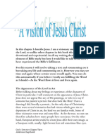 A Vision of Jesus Christ