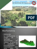 Geomorfologia - Cap 1- Morfometria y Fisiografia