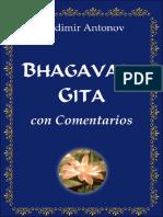 Bhagavad-Gita con Comentarios (Spanish edition)