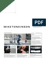 MikeTonkinson Portfolio