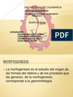 Geomorfologia - Cap 2 - Morfogenesis
