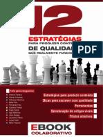 12estrategias Para Produzir Conteudo de Qualidade