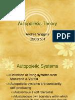 Autopoiesis Theory 28889