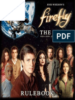 Firefly the Boardgame Rulebook