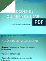 Introdução a Quimica Celular