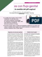 Medida Del pH Vaginal