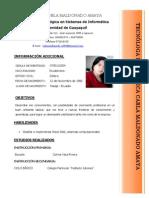 Carla Curriculum