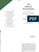 The Worldly Philosophers - Robert Heilbroner
