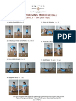 Core Training Med Ball l1