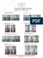 Core Training Med Ball l4