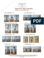 Core Training Med Ball l5