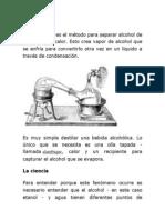 Destilaciion