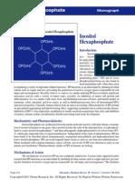 Inositol InoHexaphosphate
