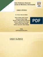 Caso Clinico de LITIASIS RENAL!