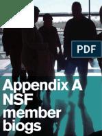 NSF AppendixA