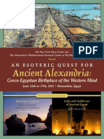 Ancient Alexandria Greco Egyptian Birthplace of the Western Mind Article