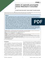Caracterizarea Genetica a L.pn Izolate Din Valencia