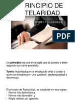Principio de Tutelaridad