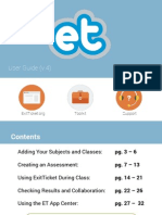 ET4 User Guide