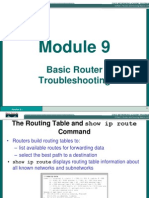 Ccna2 Mod9 Basic Router Troubleshooting