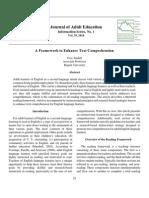 Enhance Reading Comprehension