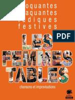 Les Femmes Tables