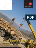 A Disharmonious Trade:China and the continued destruction of Burma's northern frontier forests