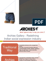 Archies Gallery Pptx