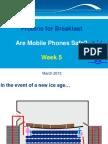 Pfb17 Week5 Presentation
