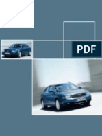Audi A4 B6 Quick Reference Guide