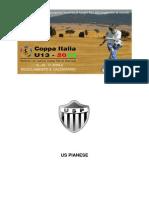 Regolamento e Calendario Coppa Italia U13