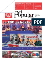 El Popular 262 PDF Órgano de prensa del Partido Comunista de Uruguay