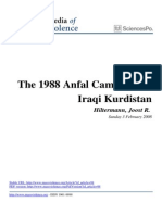 The 1988 Anfal Campaign in Iraqi Kurdistan
