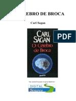 O Cerebro de Broca Carl Sagan